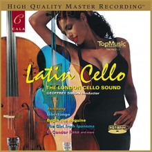 런던 첼로 사운드 / London Cello Sound - Latin Cello / 180g LP
