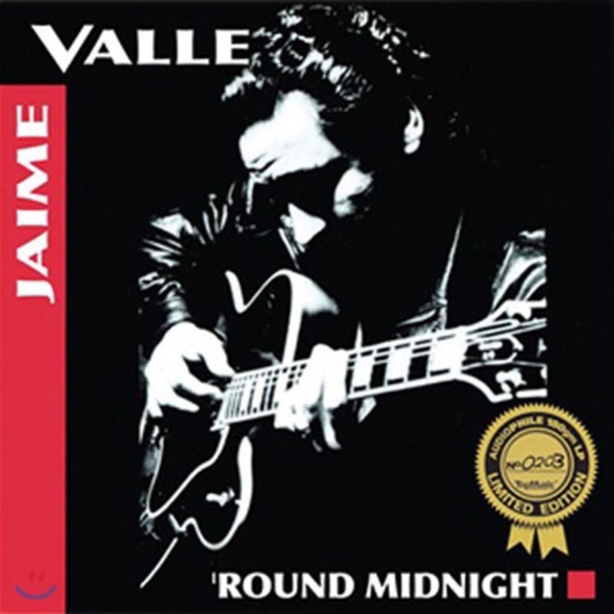 하이메 바예 / Jaime Valle Round Midnight / LP