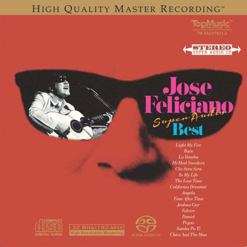 호세 펠리치아노  수퍼 오디오 베스트 / Jose Feliciano Super Audio Best / SACD
