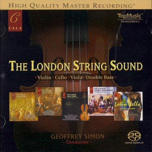 더 런던 스트링 사운드 / The London String Sound / SACD