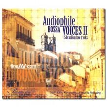 오디오파일 보사 보이시스 2집 / Audiophile Bossa Voices II / CD