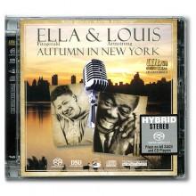 엘라 & 루이스 / 뉴욕의 가을 ; ELLA & LOUIS / Autumn in New York (SACD)