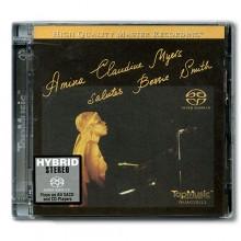 아미나 클로딘 마이어스 / 베시 스미스에 경의를 표하며 ; Amina Claudine Myers / Salutes Bessie Smith (SACD)