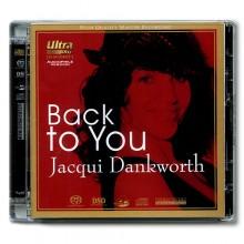 재퀴 단크워스 / 백 투 유 ; Jacqui Dankworth / Back To You (SACD)