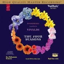 스토코프스키 / 비발디: 사계 ; Stokowski / Vivaldi: The Four Seasons (180g LP)