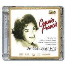 코니 프란시스 / 26 그레이트 힛츠 ; Connie Francis / 26 Greatest Hits Greatest Hits (SACD)