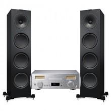 티악 NR-7CD + 케프 Q950 / TEAC NR-7CD + KEF Q950