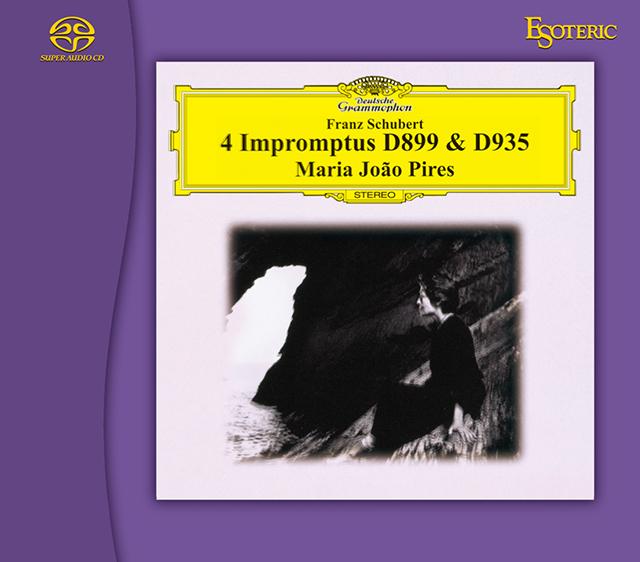 슈베르트 즉흥곡 / Schubert Impromptus / SACD