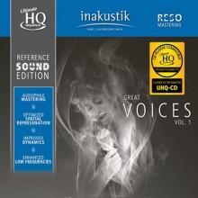 래퍼런스 사운드 에디션 그레이트 보이스 : Various Artist / Reference Sound Edition Great Voice(U-HQCD)