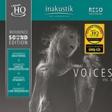 그레이트 보이스 3집 : Various Artist / Great Voice, Vol.III (U-HQCD)