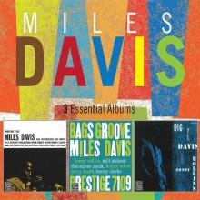 마일스 데비스 / 3에센설 앨범 : Mlles Davis / 3 Essential Album