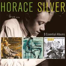 호레이스 실버 : Horace Silver / 3 Essential Album (3CD)
