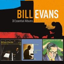빌 에반스 : Bill Evans / 3 Essential Album (3CD)