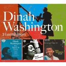 다이나 워싱턴 : Dinah Washington / 3 Essential Album