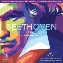 베토벤: 교향곡 9번 합창 / Manfred Honeck & Pittsburgh Symphony Beethoven: Symphony No.9 Choral / SACD