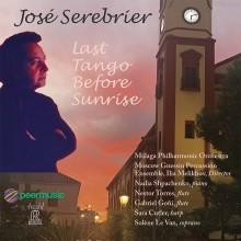 라스트 탱고 비포 선라이즈 / Jose Serebrier Last Tango Before Sunrise / CD