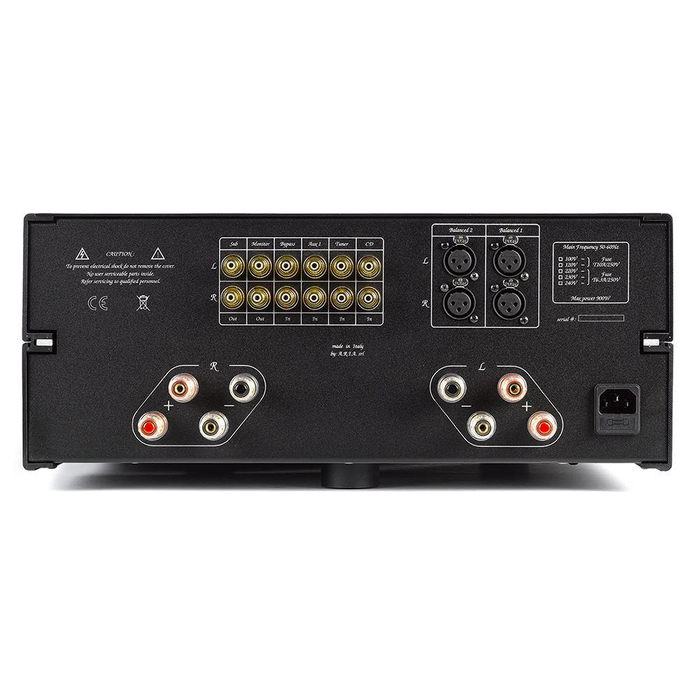 유니슨리서치 유니코 90 / Unison Research Unico 90 Integrated Amp / 하이브리드 인티앰프